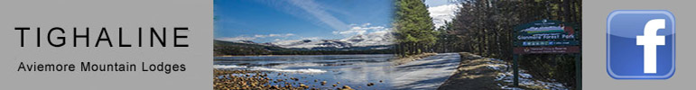 Tighaline  Self Catering in Aviemore